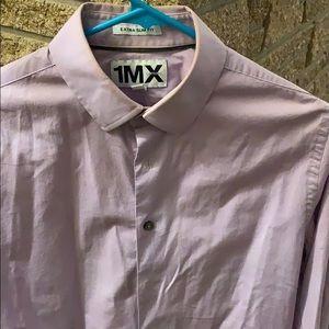 Express men's small dress shirt